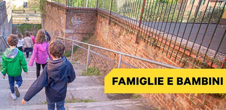 Immagine rappresentativa di R-innovare la città: Cantiere famiglie e bambini