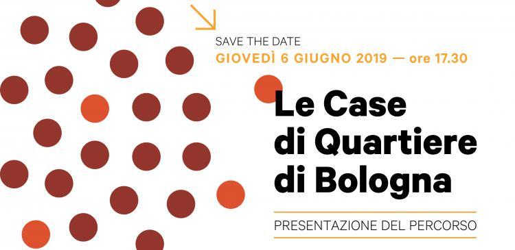 Immagine rappresentativa di Le Case di Quartiere di Bologna: presentazione del percorso